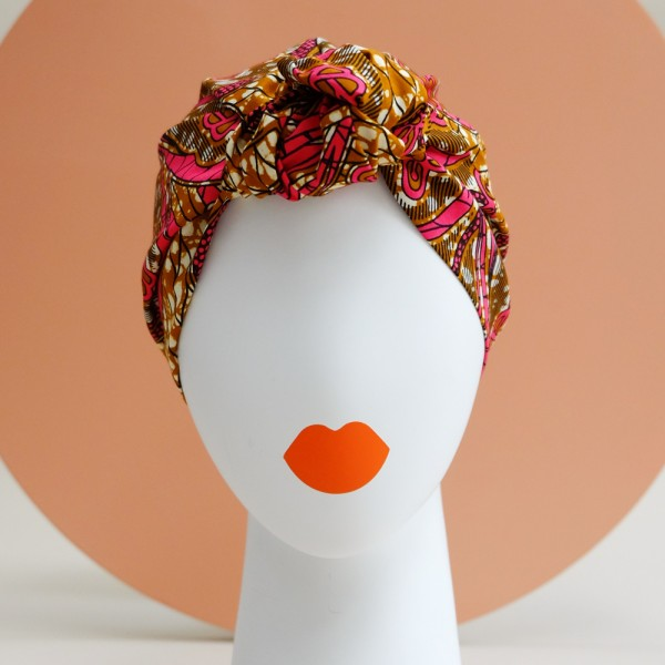 Turban ROSIE | tribal print