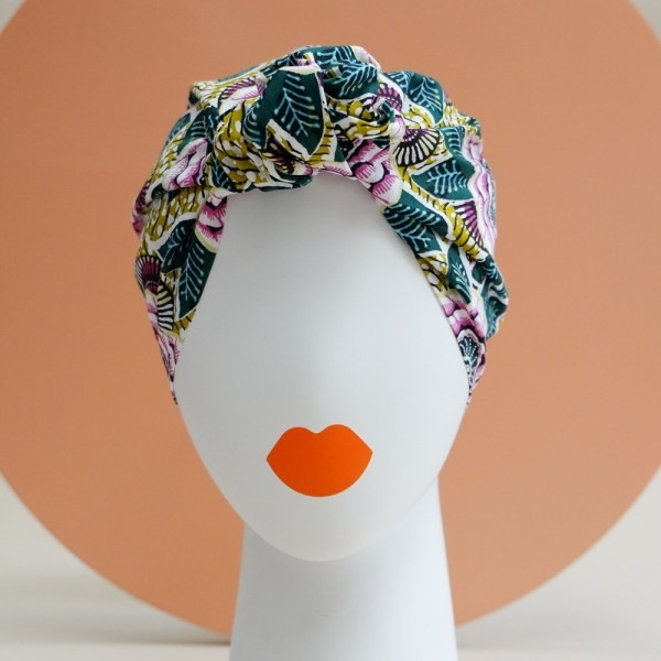 Turban ROSIE | tropical